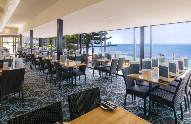 Aurora Ozone Hotel restaurant, Kingscote accommodation - Exceptional Kangaroo Island Tours