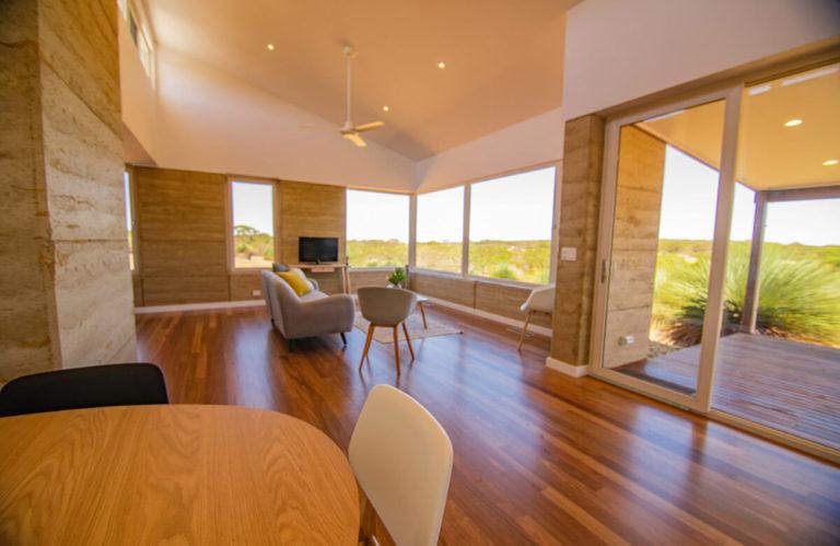 Ecopia Retreat living - Kangaroo Island luxury accommodation - Exceptional Kangaroo Island Tours