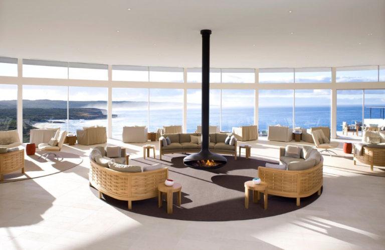 Southern Ocean Lodge Great Room, Kangaroo Island Luxury Accommodation, Exceptional Kangaroo Island tours