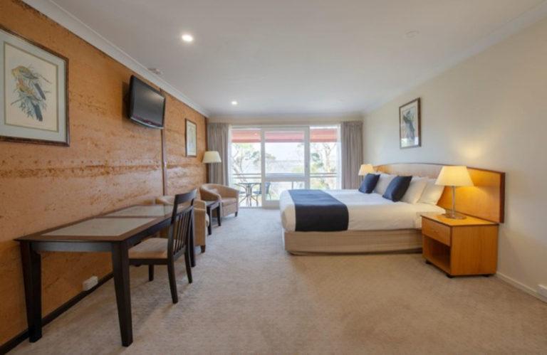 Mercure Kangaroo Island Lodge room, American River Kangaroo Island accommodation, Exceptional Kangaroo Island Tours