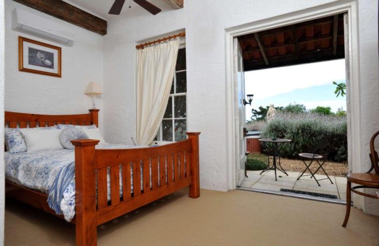 Molly's Run bedroom 2, Kangaroo Island accommodation, Exceptional Kangaroo Island tours
