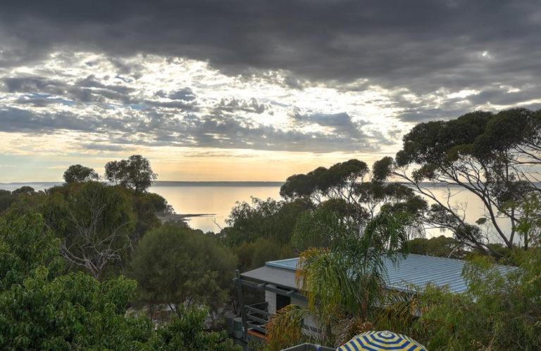Wanderer's Rest sunset, Kangaroo Island Accommodation, Exceptional Kangaroo Island Tours