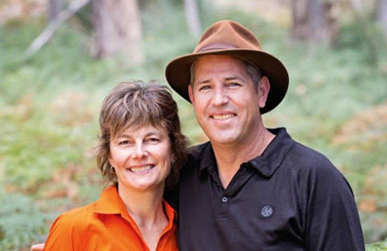 Meet your Exceptional Kangaroo Island hosts, Craig and Janet Wickham. Exceptional Kangaroo Island Tours.