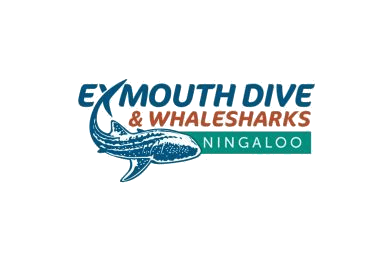 Exmouth Dive & Whalesharks Ningaloo transparent logo - Australian Wildlife Journeys