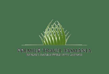 Premier Travel Tasmania transparent logo - Australian Wildlife Journeys