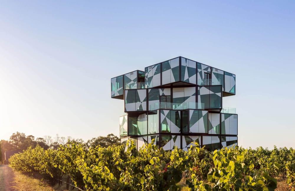 The D'Arenberg Cube - Coast&Co.