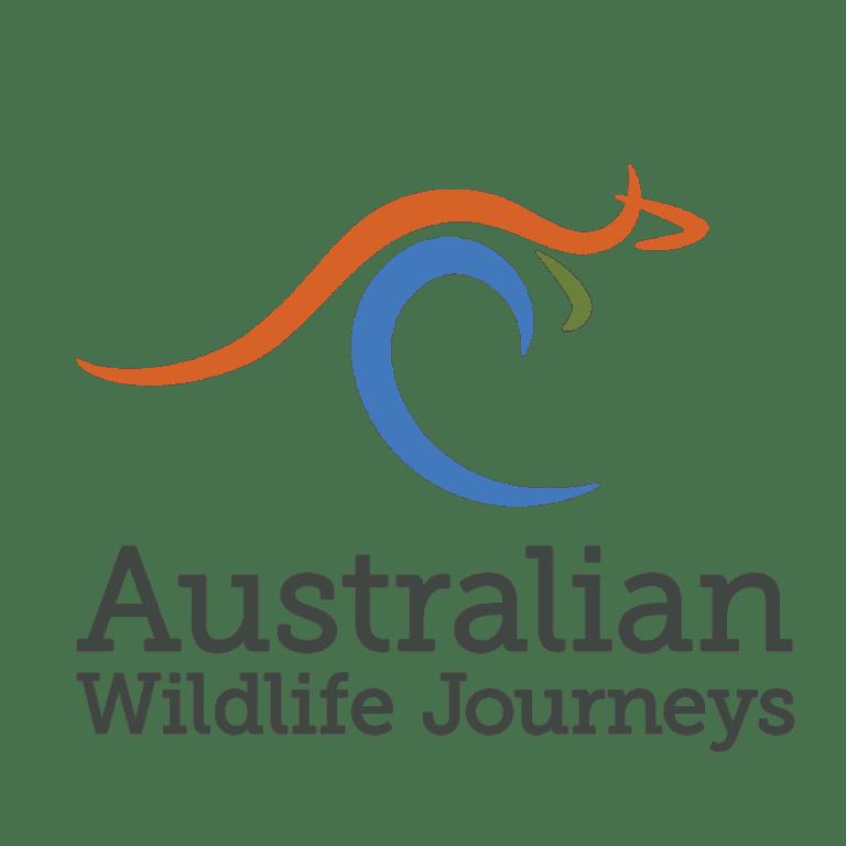 Australian Wildlife Journeys transparent logo