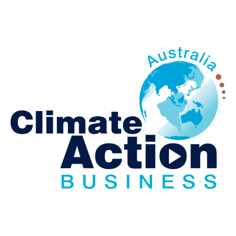 Climate Action Business Australia logo. Exceptional Kangaroo Island are leaders in ecotourism.