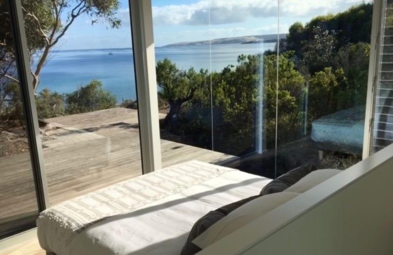 One Kangaroo Island bedroom, Kangaroo Island luxury accommodation, Exceptional Kangaroo Island tours
