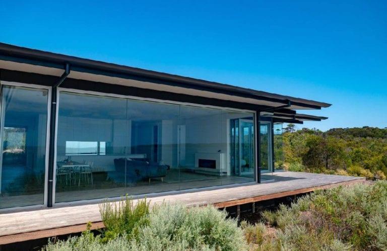 One Kangaroo Island exterior, Kangaroo Island luxury accommodation, Exceptional Kangaroo Island tours