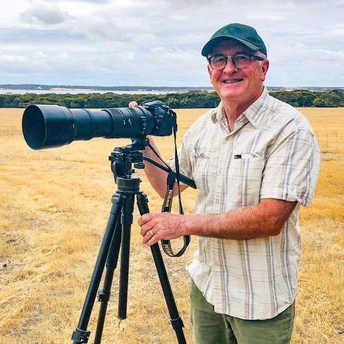 Bill Jenner Exceptional Kangaroo Island tour guide