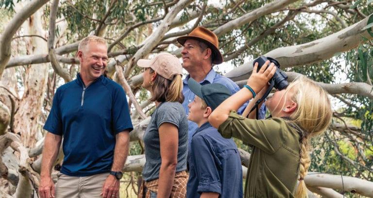 Kangaroo Island family holiday - Young Families private tour - Exceptional Kangaroo Island tours